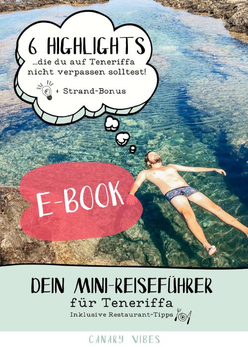 Produktbild Mini-Reiseführer Teneriffa