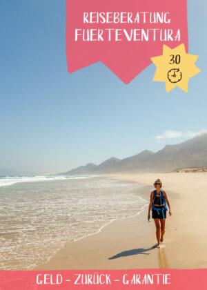 Produktbild Reiseberatung Fuerteventura 30 Minuten