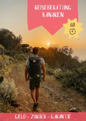 Produktbild Reiseberatung Kanaren 60 Minuten